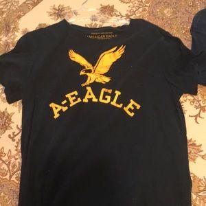 Classic American Eagle T-Shirt